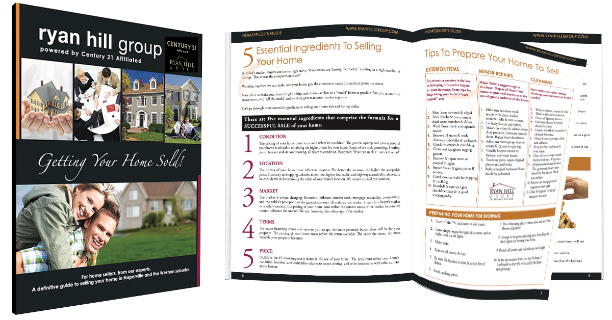 Ryan Hill Group Home Sellers Guide: sell my house fast for market value