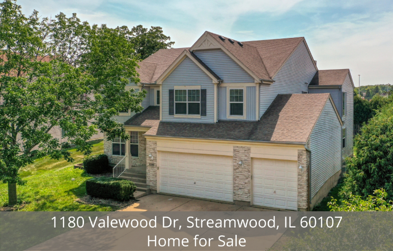 Streamwood, IL, Home for sale - Own this elegant Streamwood, IL, right now!