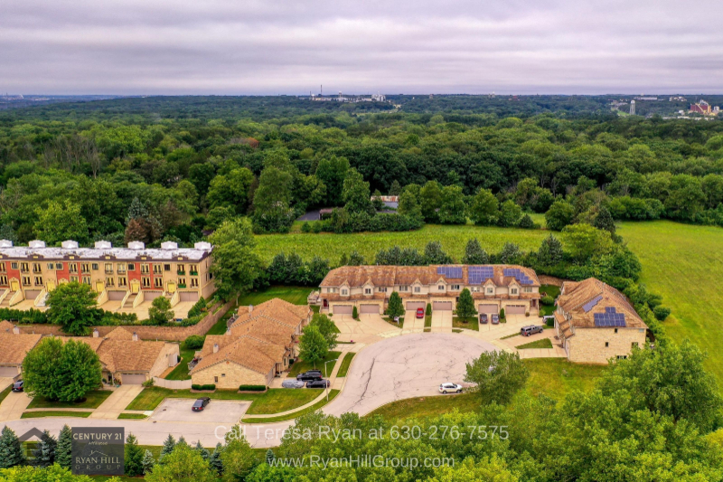 Real estate in Burr Ridge IL- Experience the joy of living close to nature in this beautiful Burr Ridge IL home.