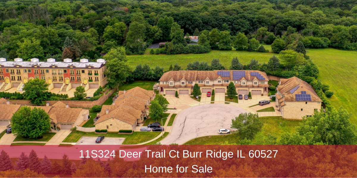 Burr Ridge IL homes- Make your dream of being a homeowner come true with this Burr Ridge IL property.