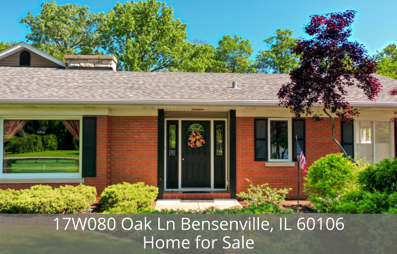 Bensenville Homes for Sale - Everyday feels like a weekend getaway in this Bensenville home for sale.