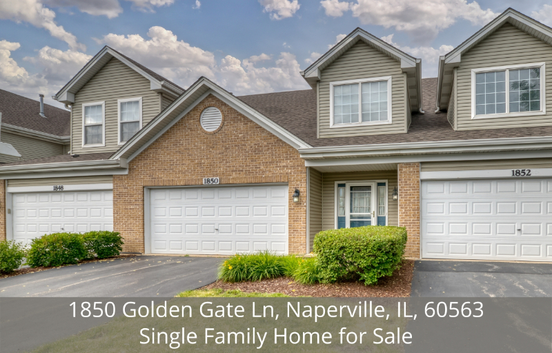 Naperville Condos for Sale - This Naperville condo is a great place to call home.