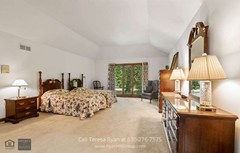 Home for sale in Winfield, IL - This master suite in this Winfield, IL home provides a place of sanctuary