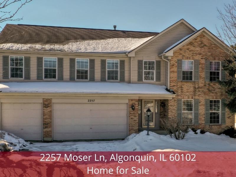Algonquin IL home for sale- Fulfill your dream of homeownership with this Algonquin IL home for sale.