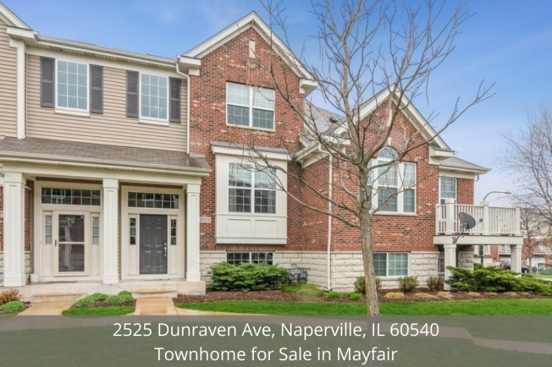 Townhomes for sale in Naperville, IL - Find your dream house at this desirable neighborhood in Naperville, IL