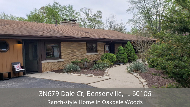 Bensenville, IL houses for sale - Own your ranch style home in the desirable neighborhood of Bensenville, IL