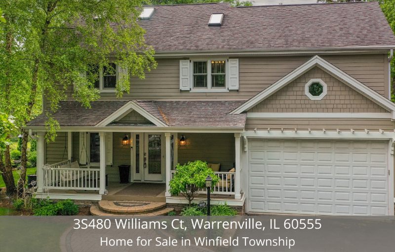 Warrenville, IL home for sale - This state-of-the-art home is at a great location in a desirable community in Warrenville, IL