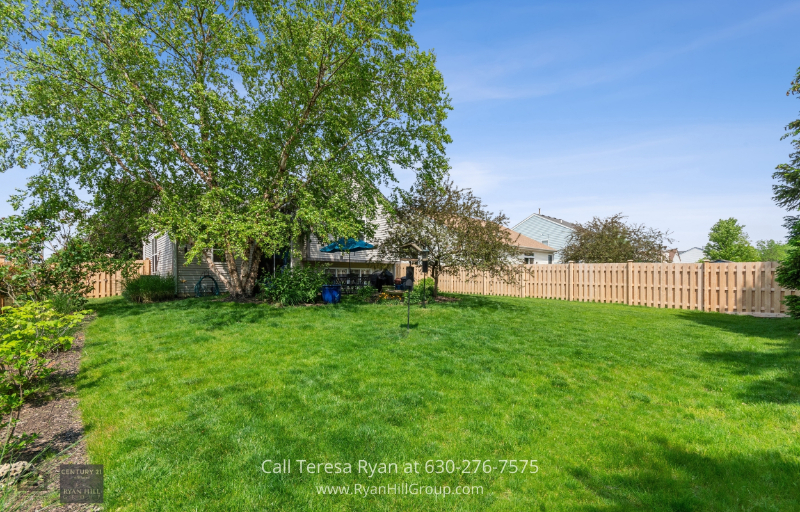 Home for sale in North Aurora, IL - Hang out on your backyard brick paver patio in this North Aurora, IL property