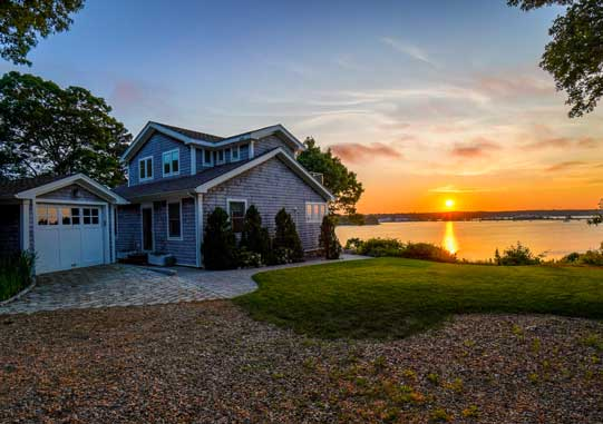 New Home on Martha's Vineyard
