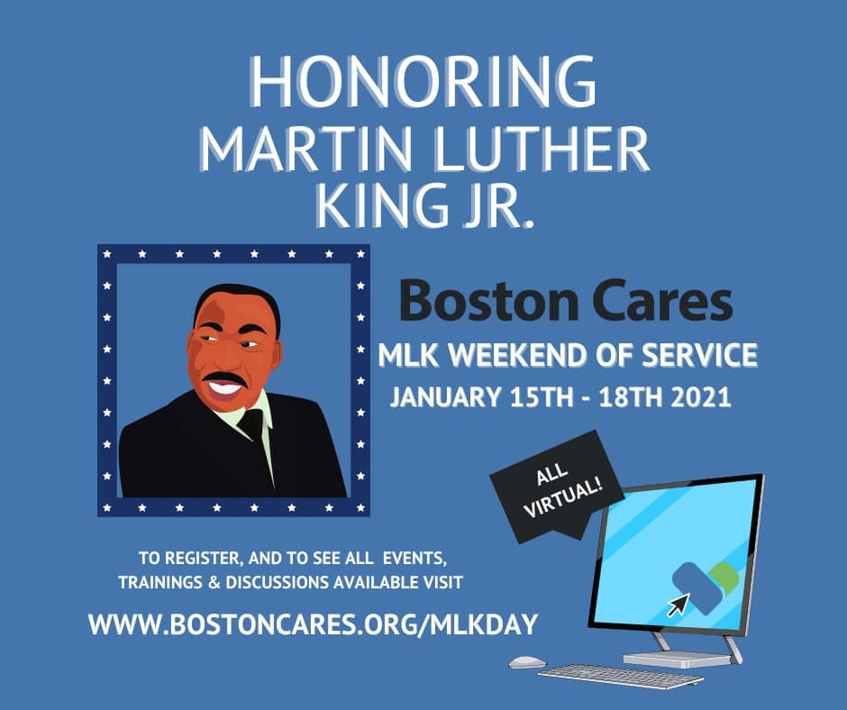 Boston Cares MLK Day