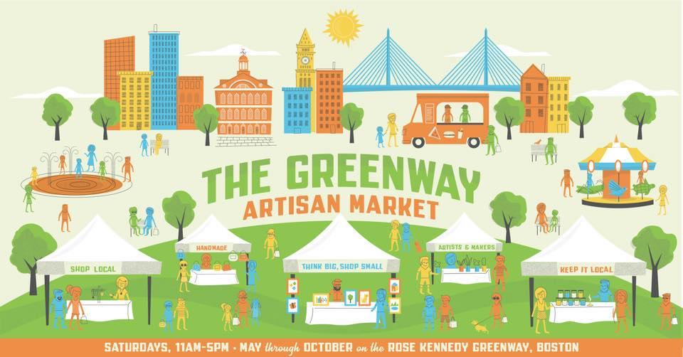 Greenway Artisan Market
