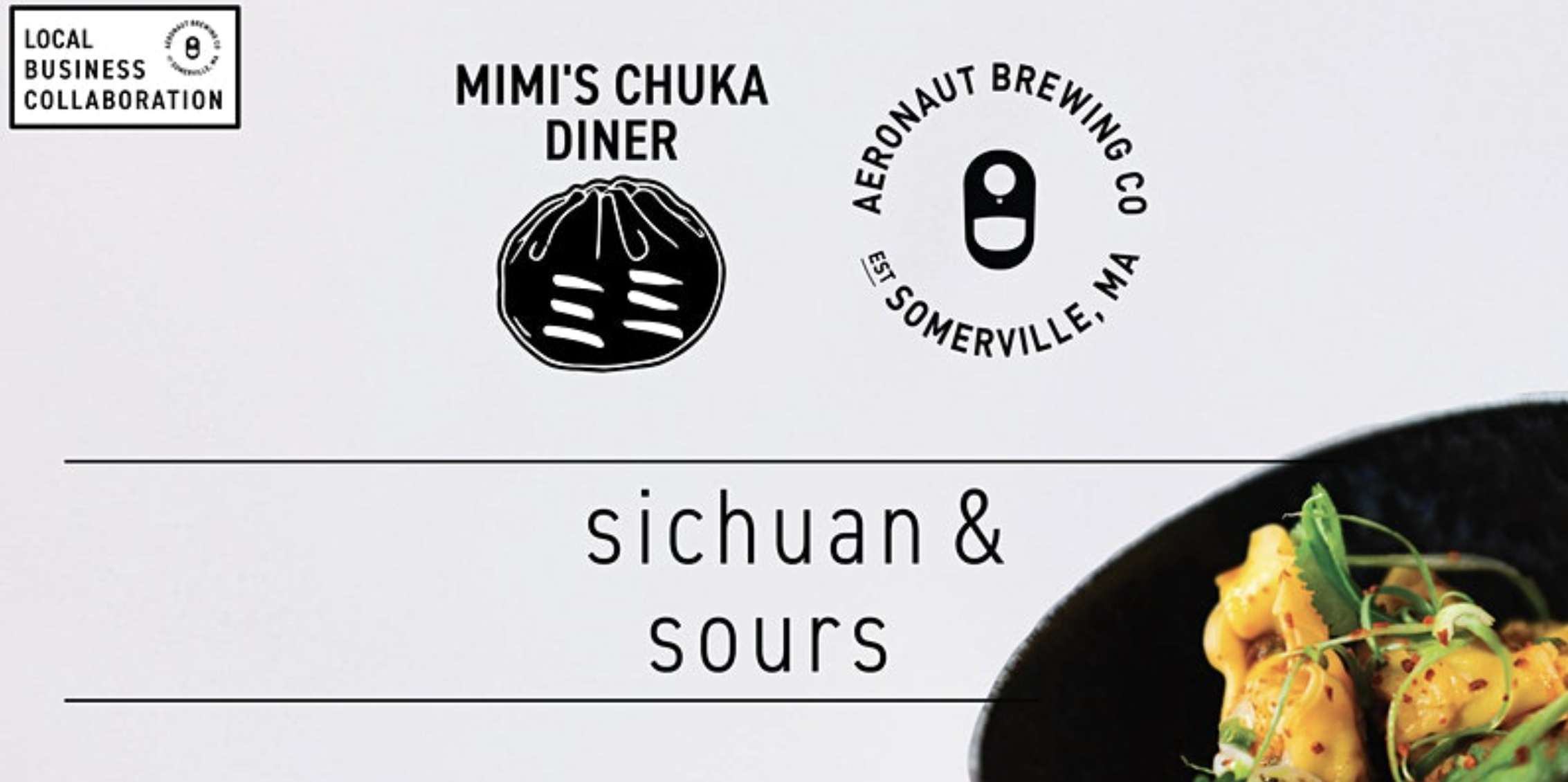 Sichuan & Sours with Aeronaut Brewing