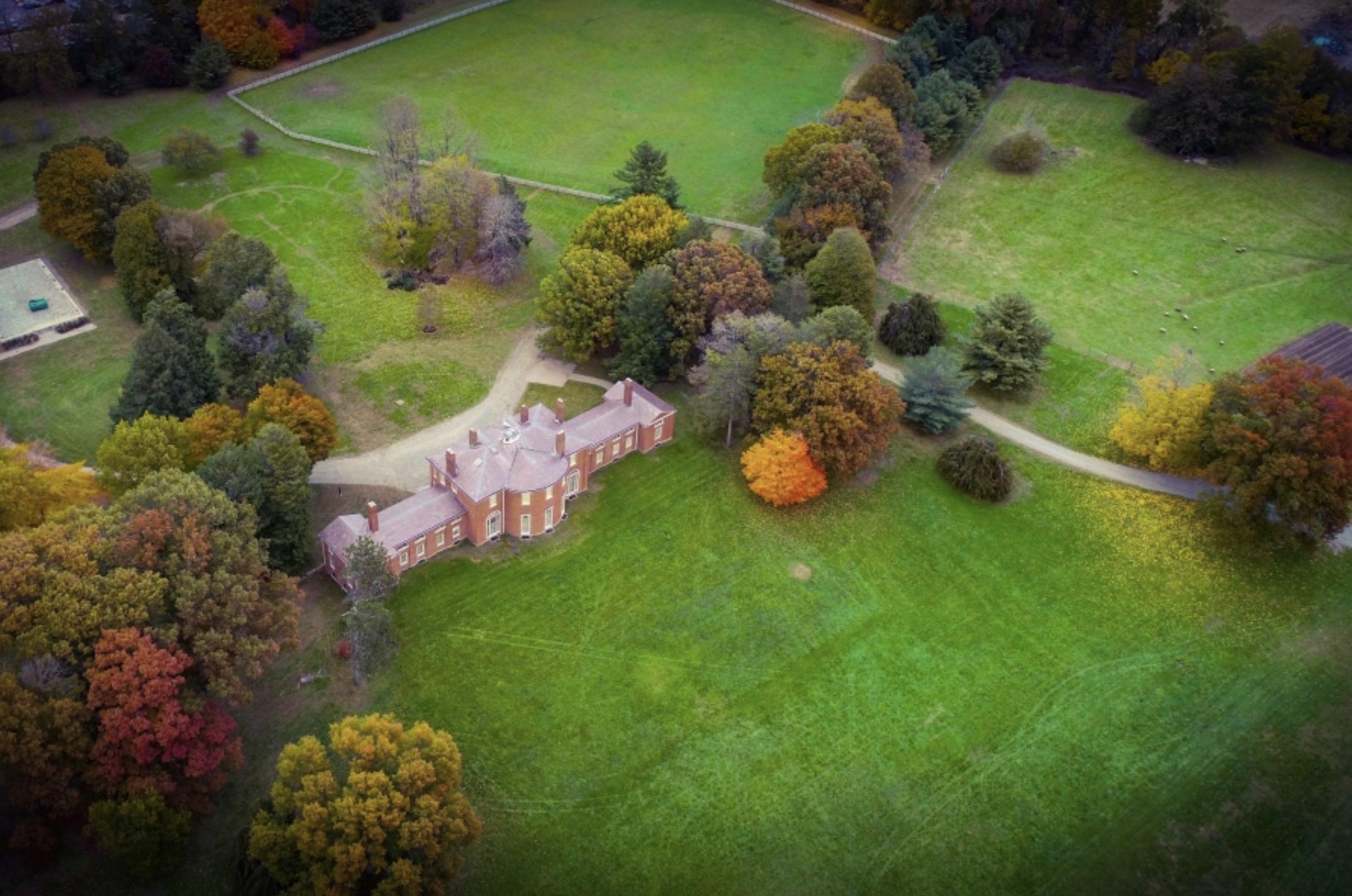 Gore Place Estate in Waltham, MA