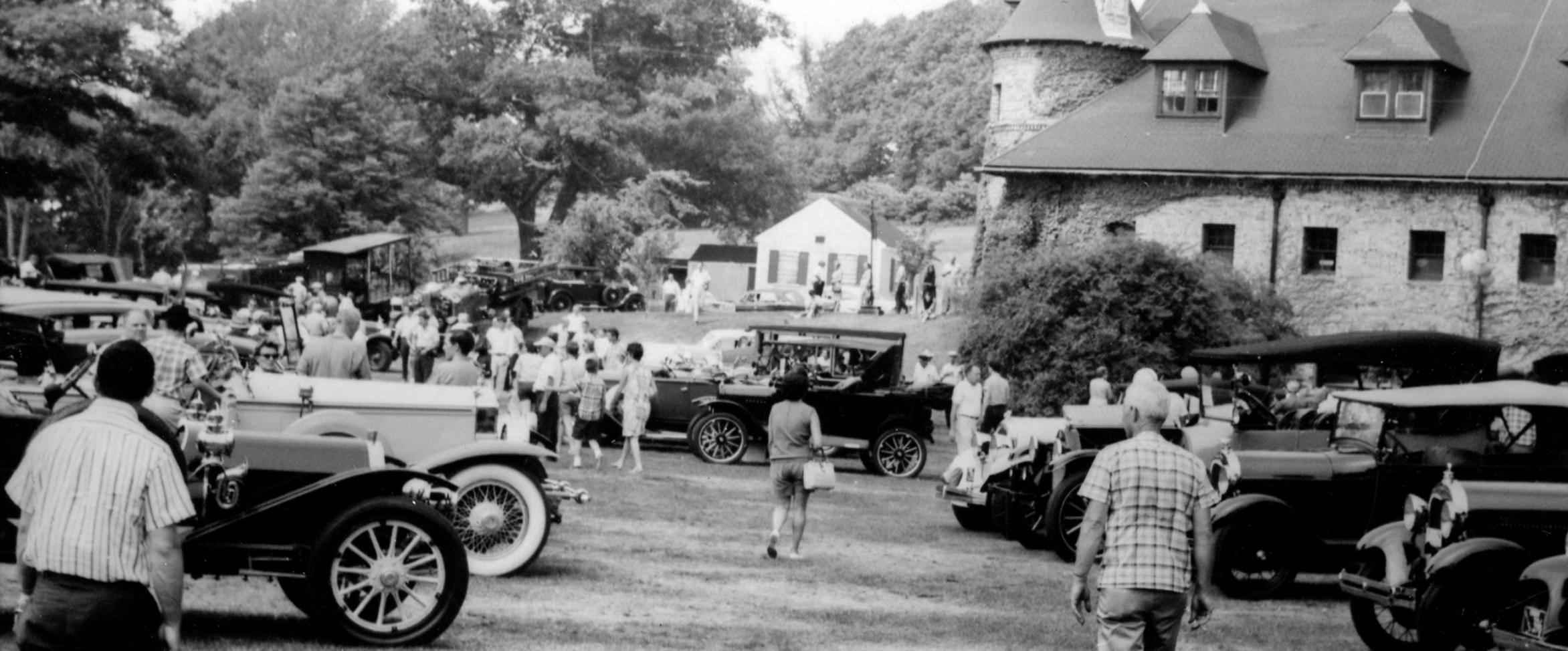 Larz Anderson Auto Museum, Brookline MA