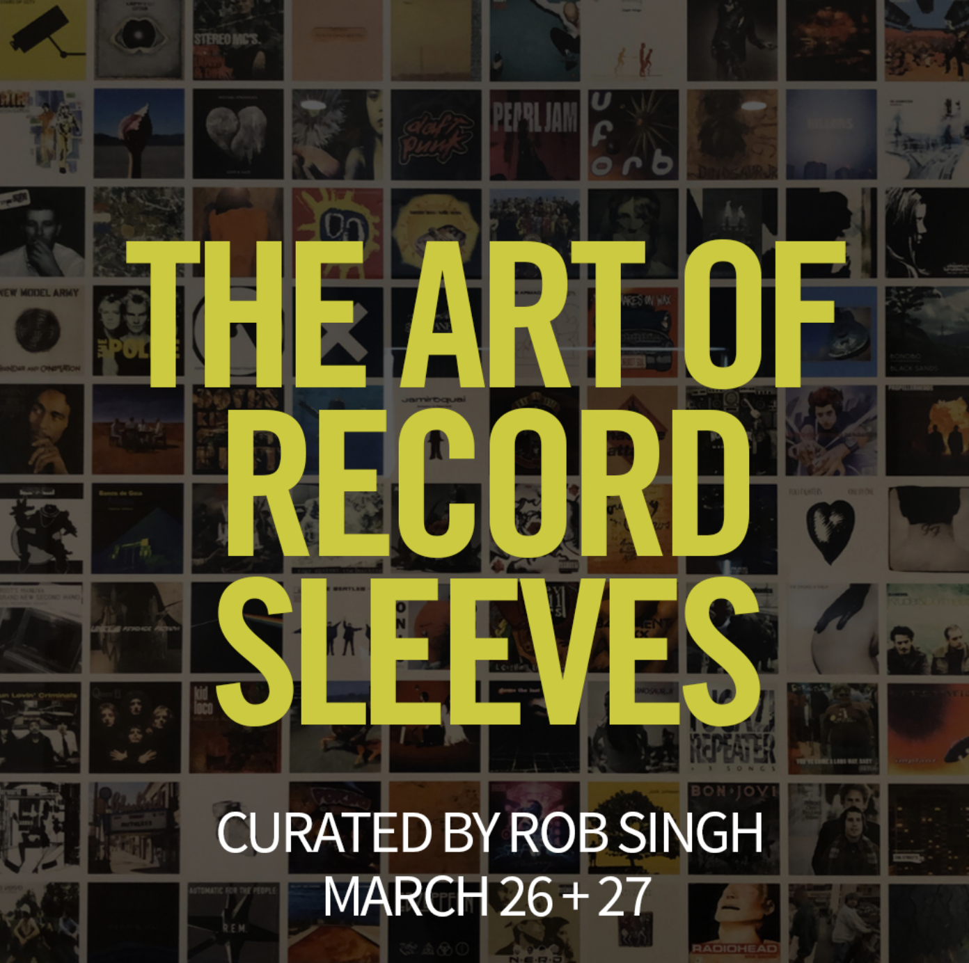 The Art of Record Sleeves