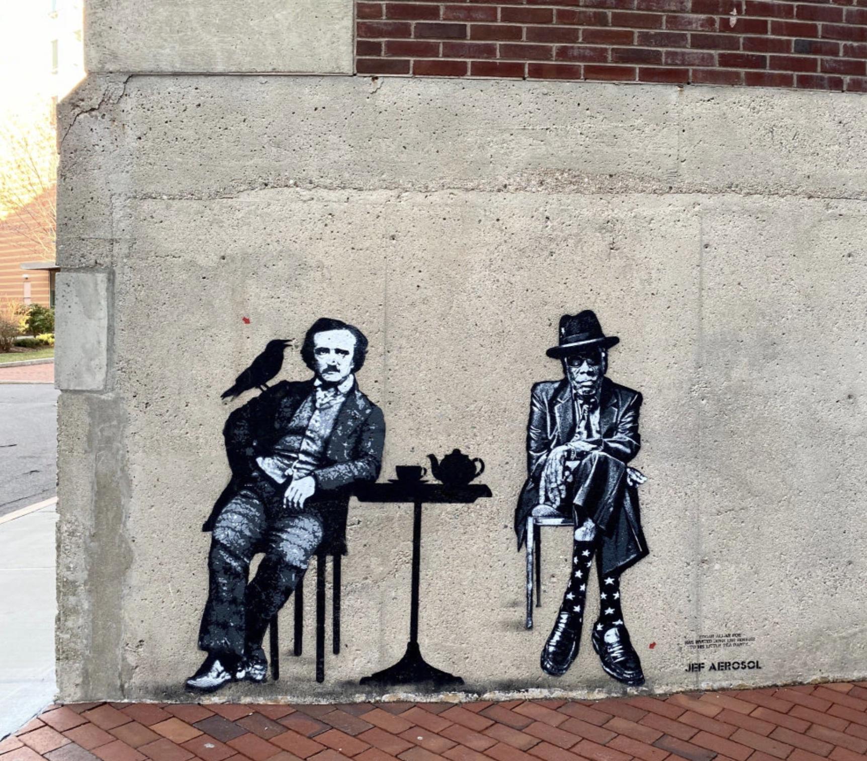 Boston Public Art Murals