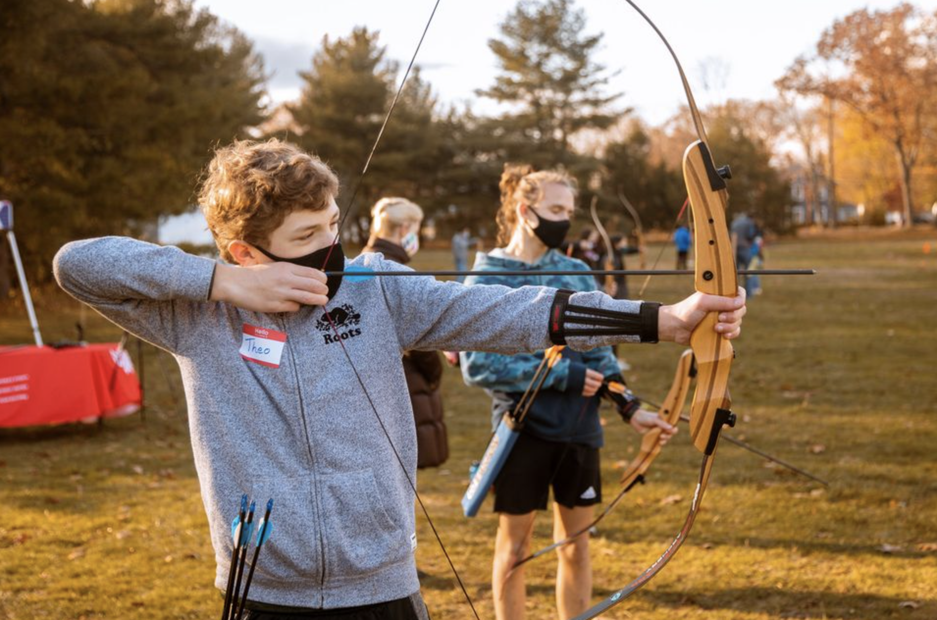 Outdoor Archery at Gore Place