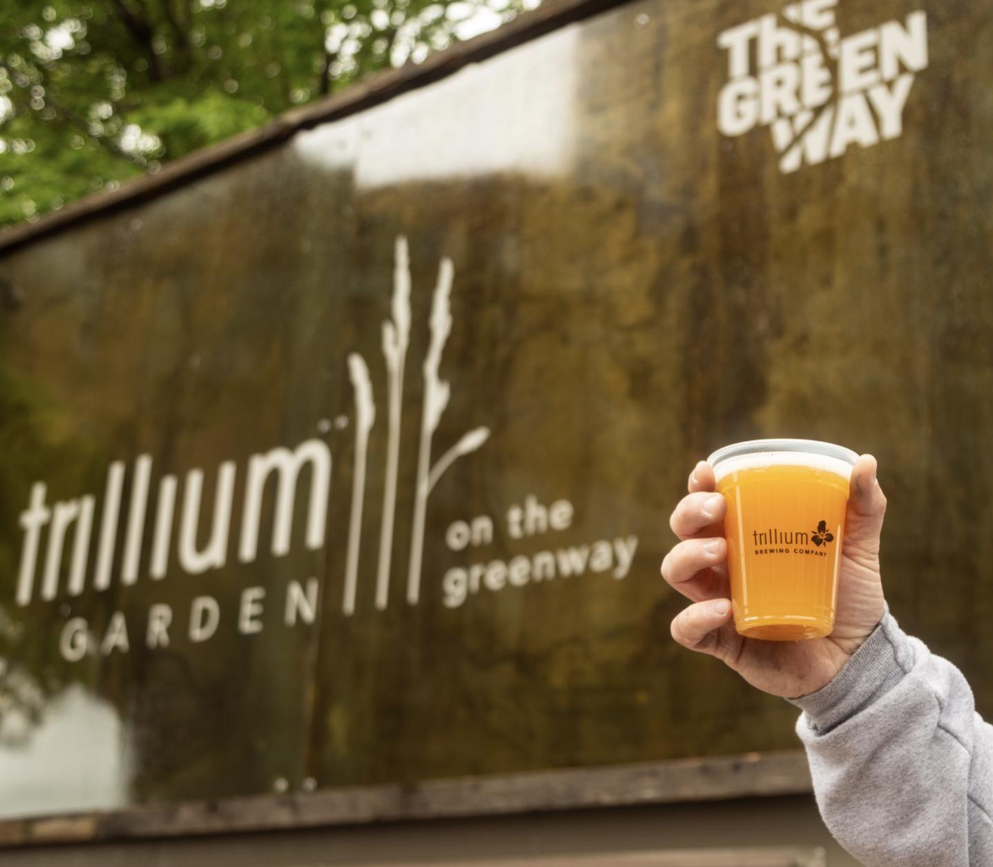 Trillium's Three Beer Gardens