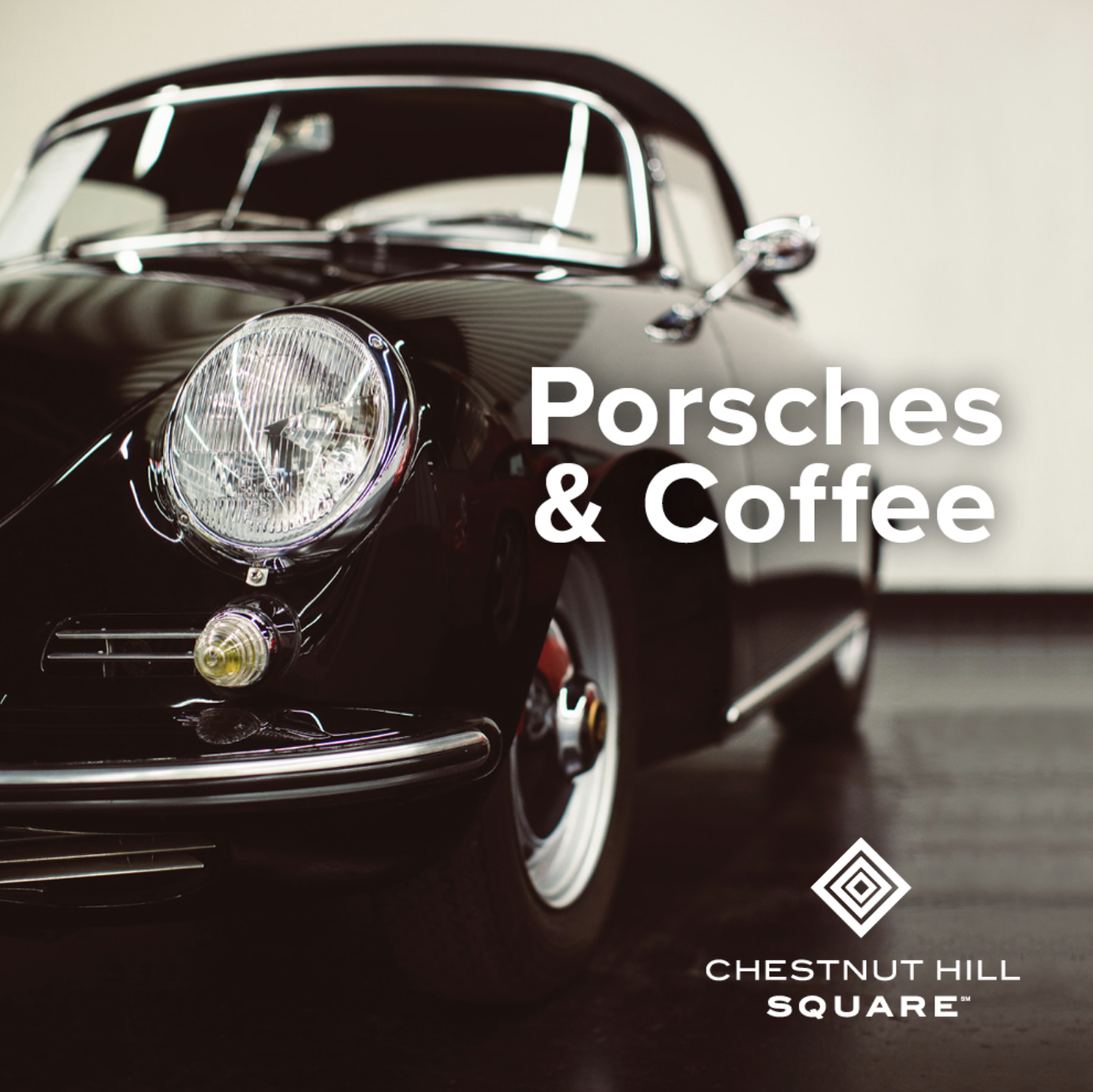 Porsches and Coffee