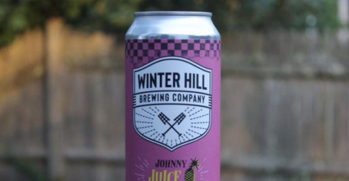 Winter Hill Brewing at deCordova
