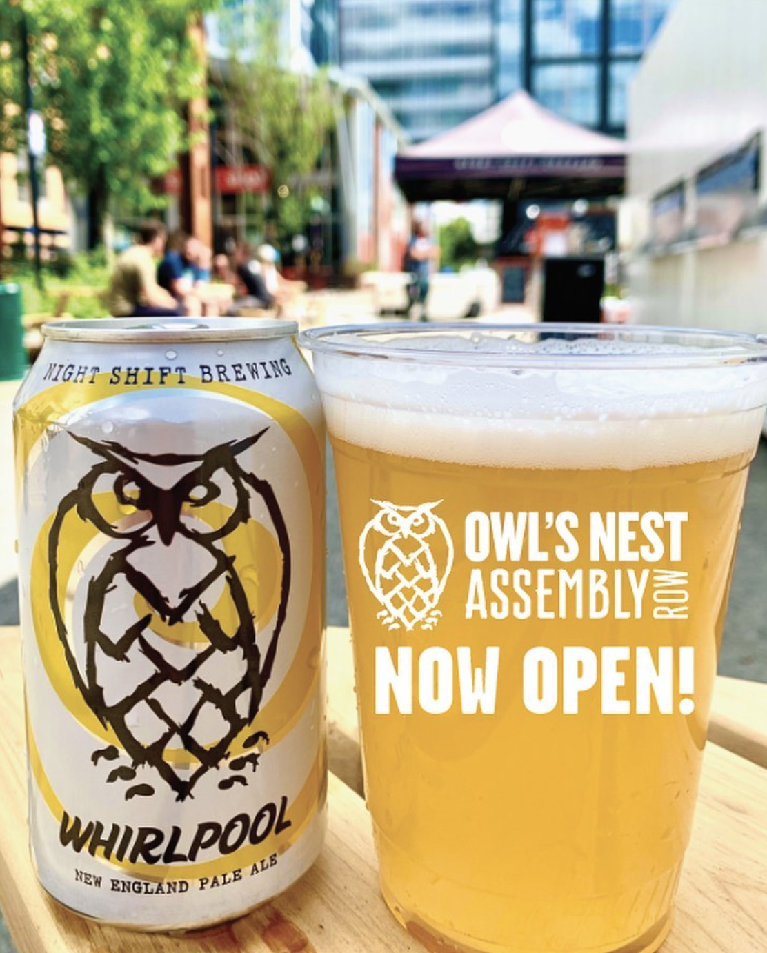 Owl's Nest at Assembly Row Somerville