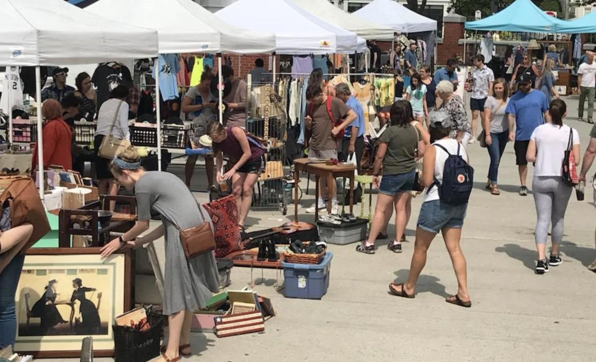 Somerville Flea Market