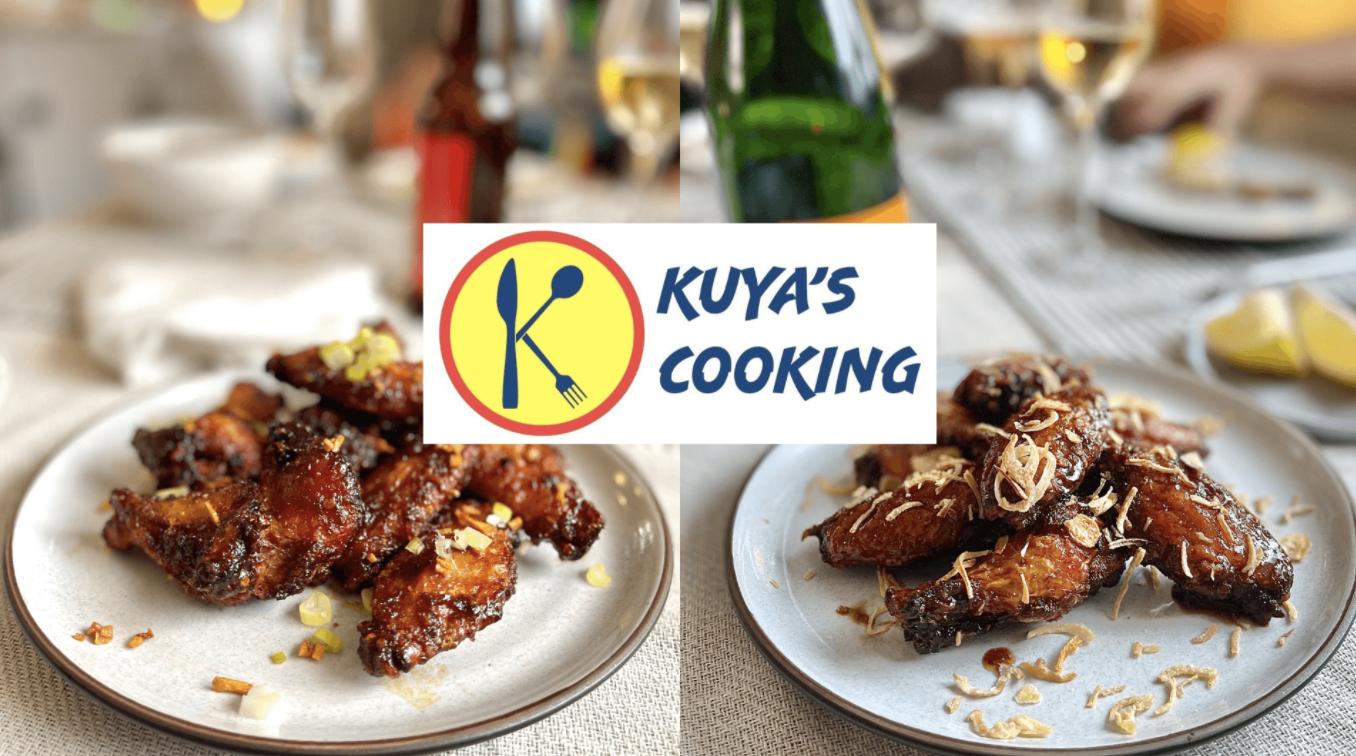 Kuya's cooking
