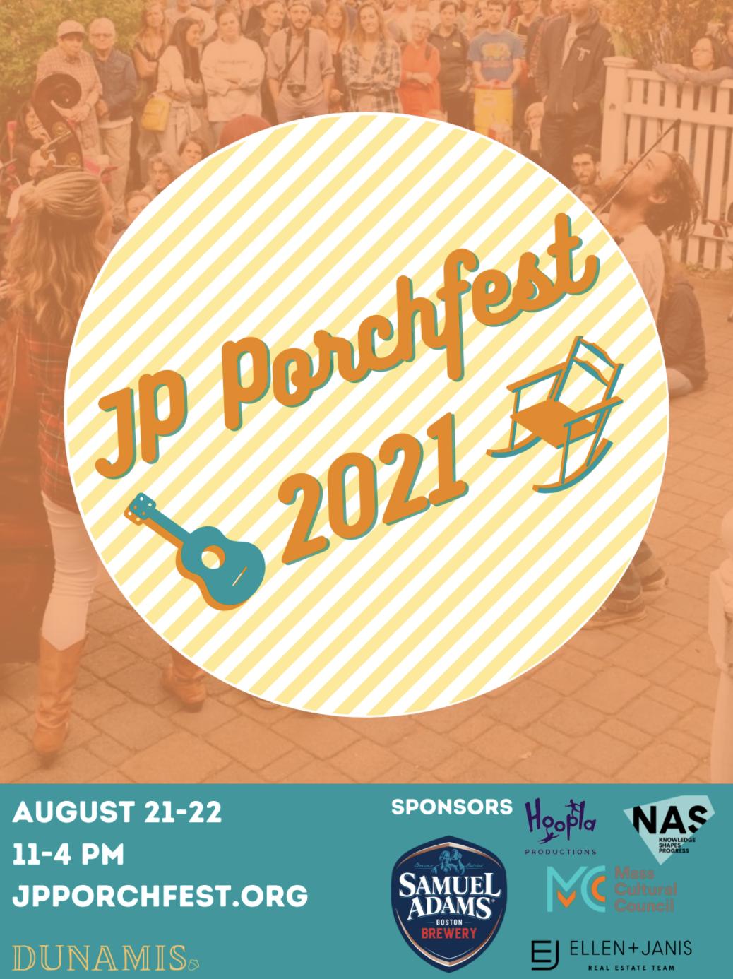 JP Porchfest