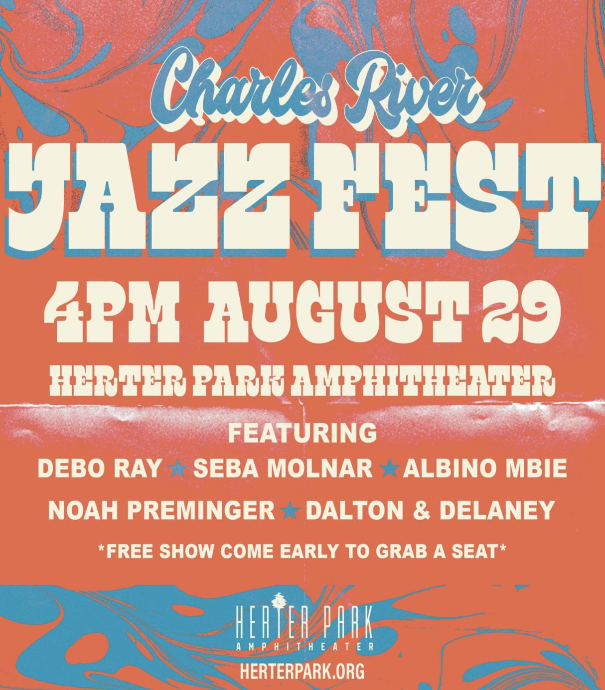 Charles River Jazz Festival