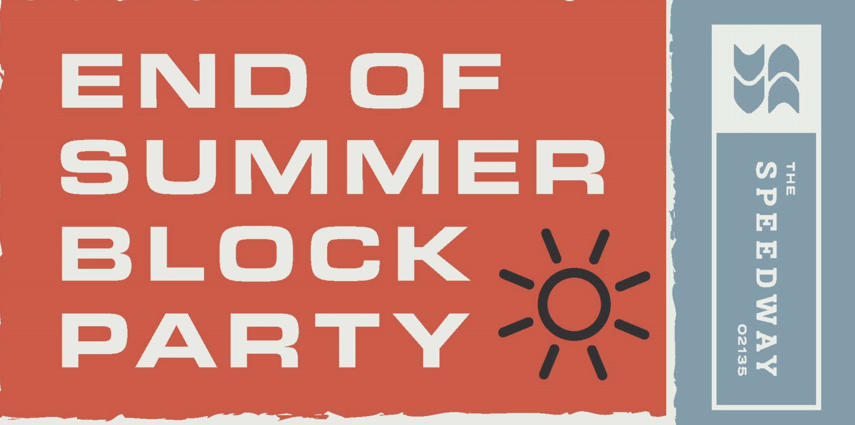 End of Summer Block Party at Speedway