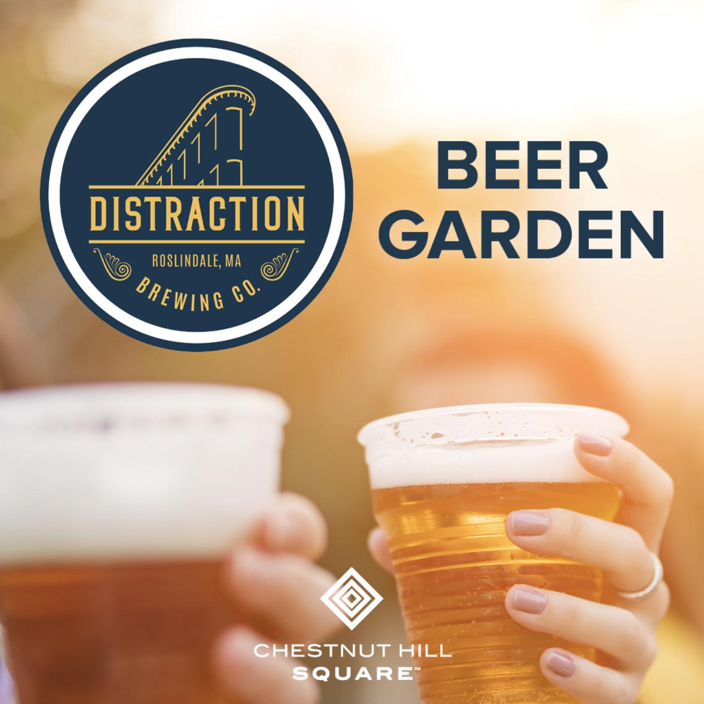 Chestnut Hill Square Beer Garden