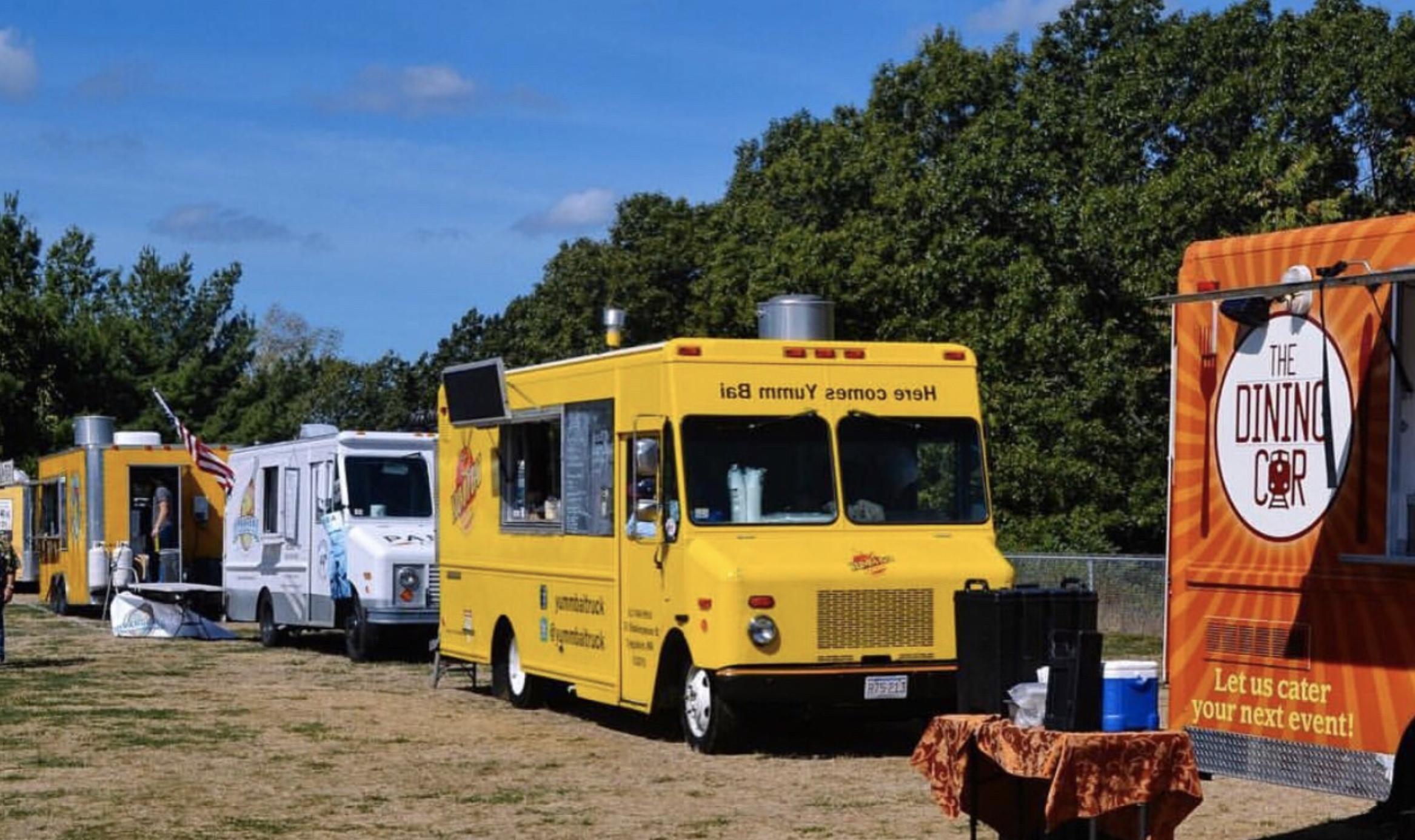Salem Food Truck and Craft Beer Festival