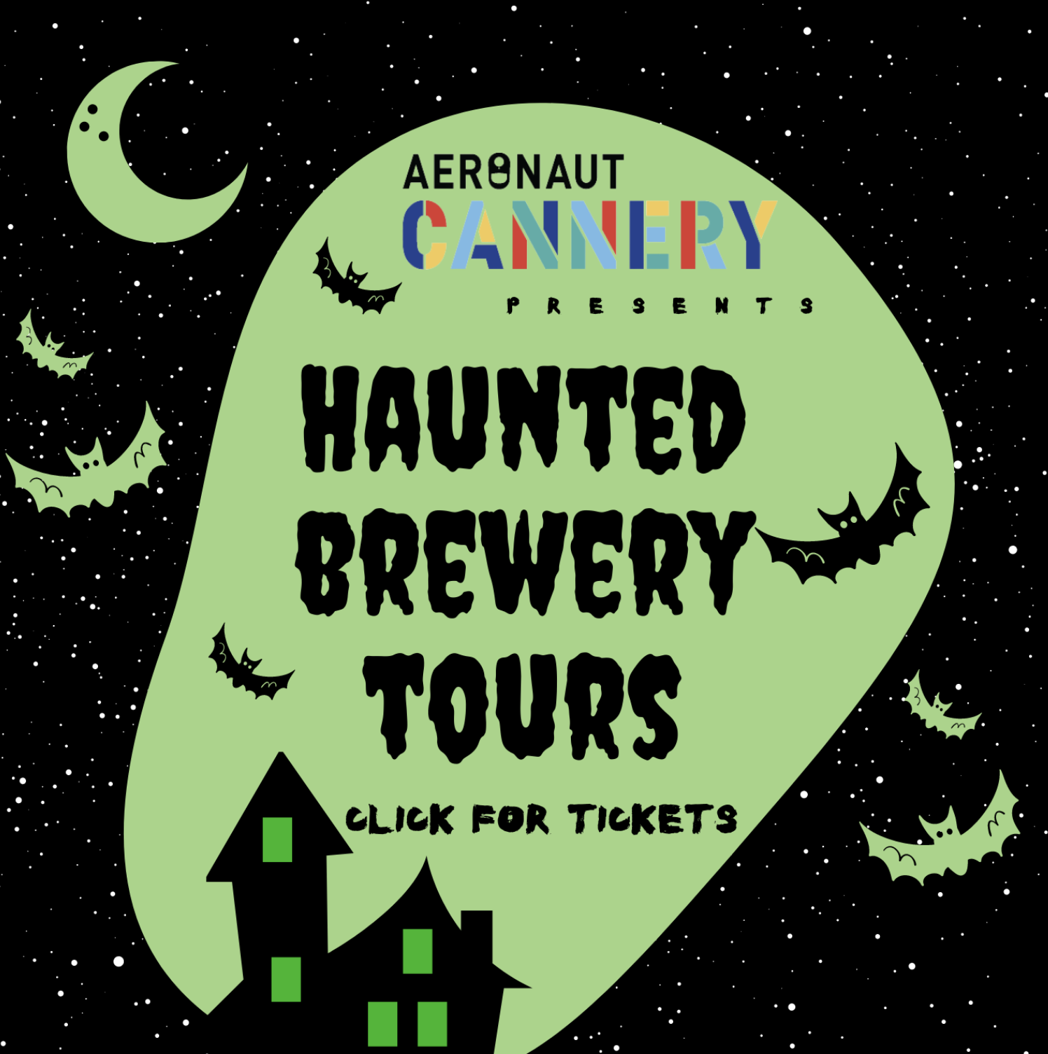 Haunted Brewery Tours