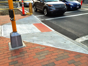 Beacon Hill ADA Accessible Curb Cut Ramps 1