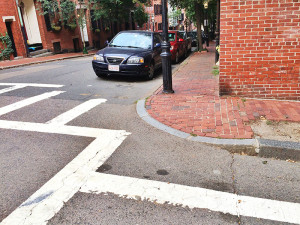 Beacon Hill ADA Accessible Curb Cut Ramps