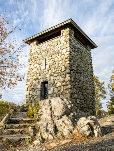 Wrights Tower in Medford