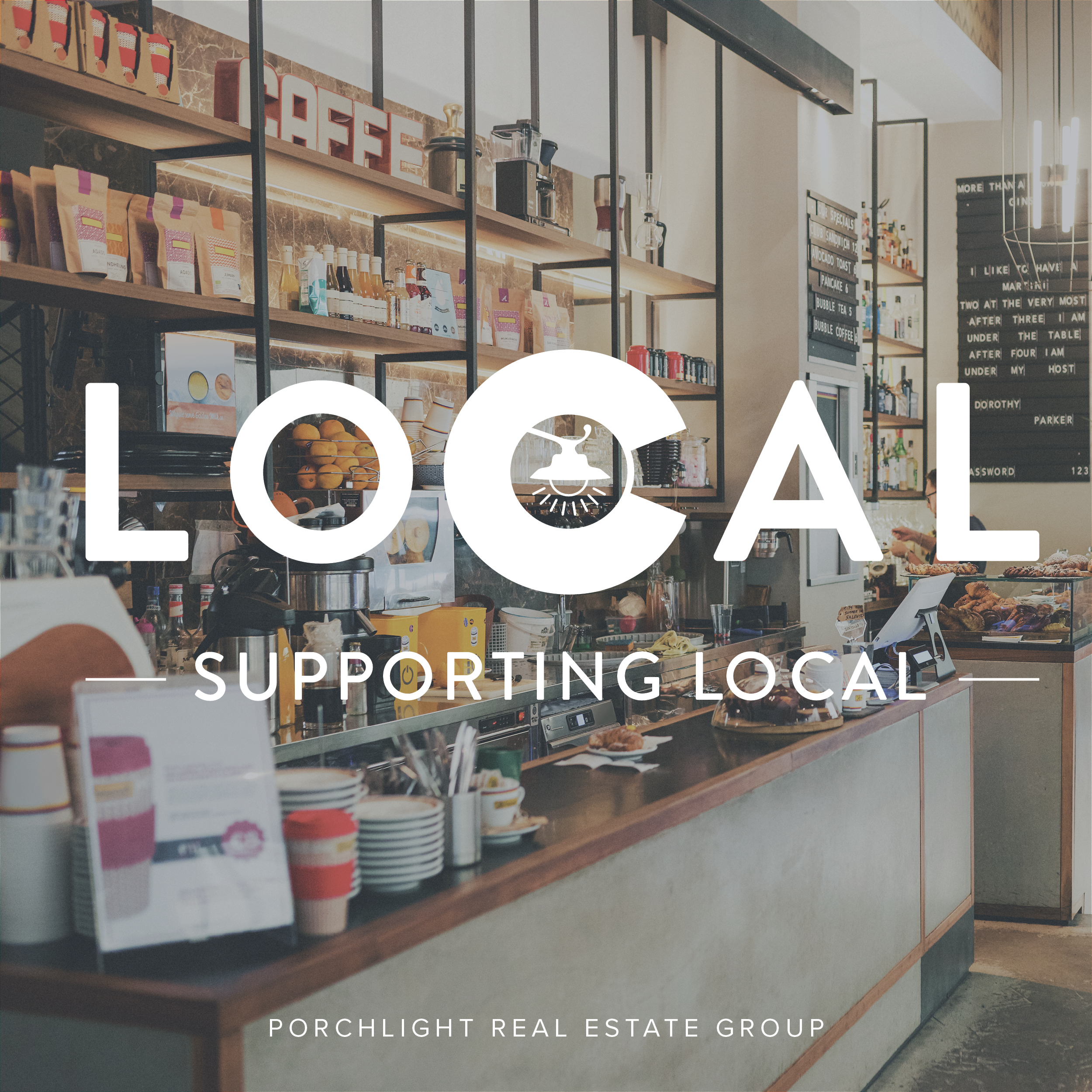 PorchLight Real Estate - Local Supporting Local