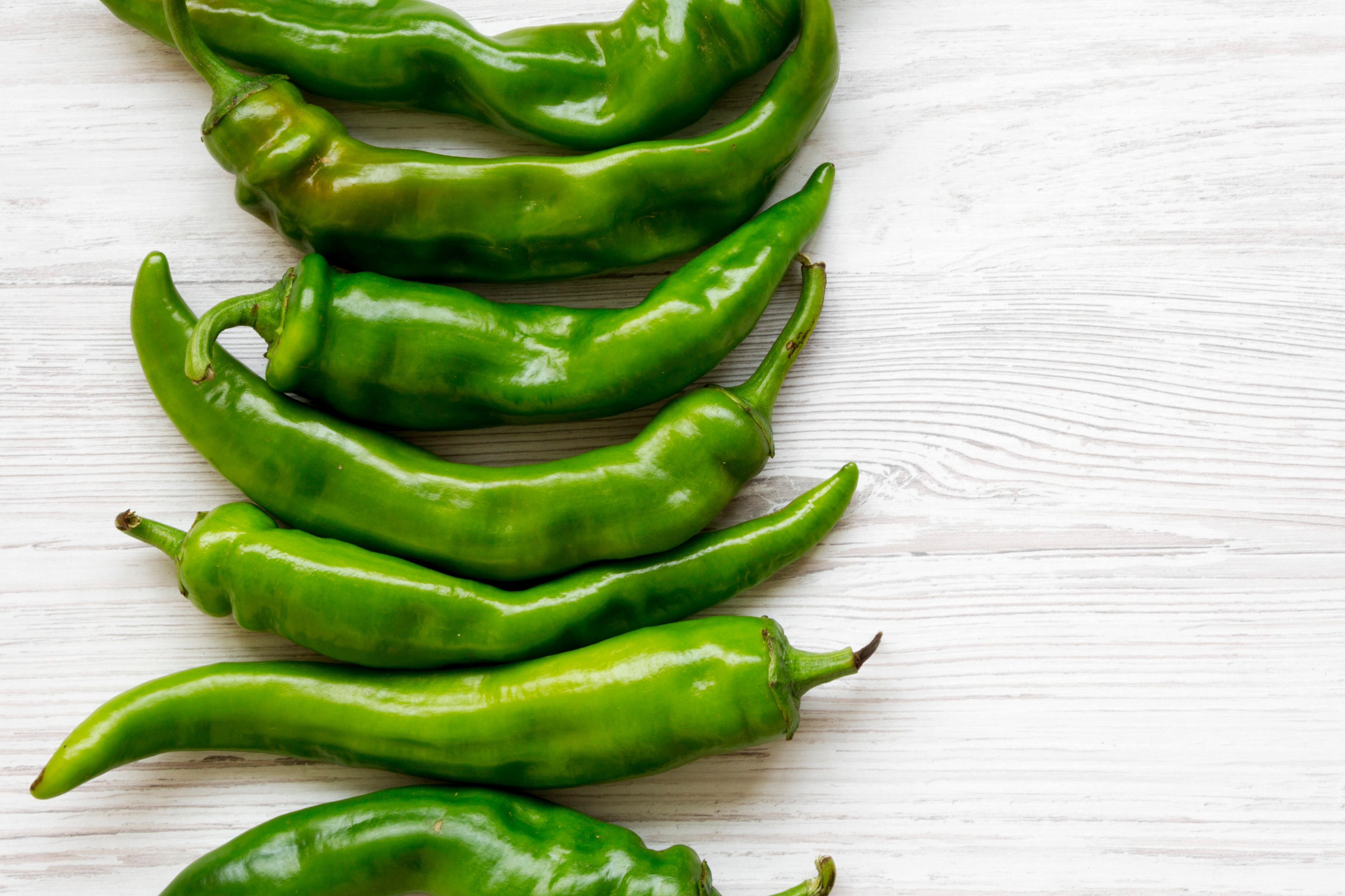 Colorado's Pueblo Green Chiles: One Hot Harvest