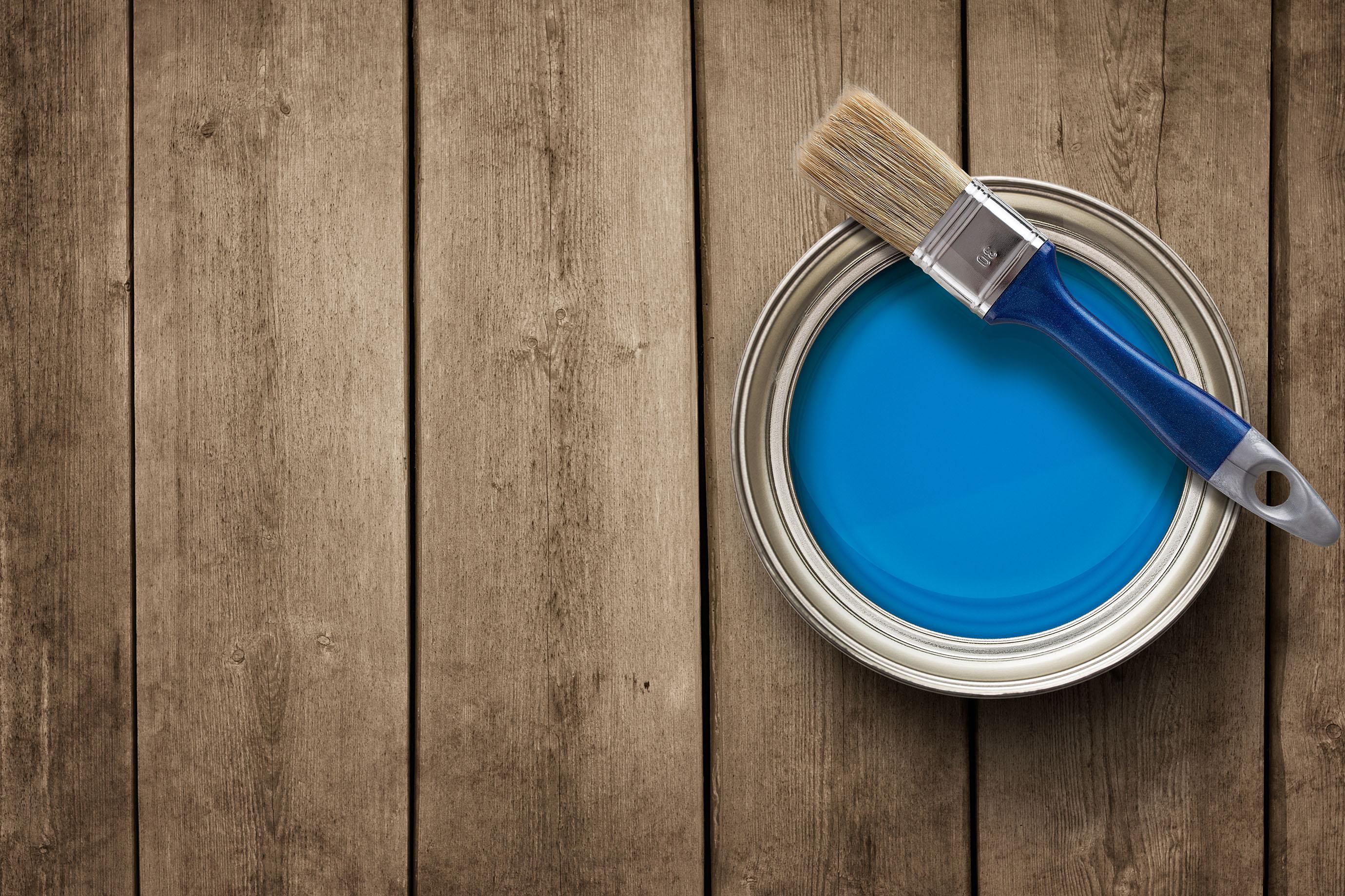 PorchLight Real Estate Paint Your Deck