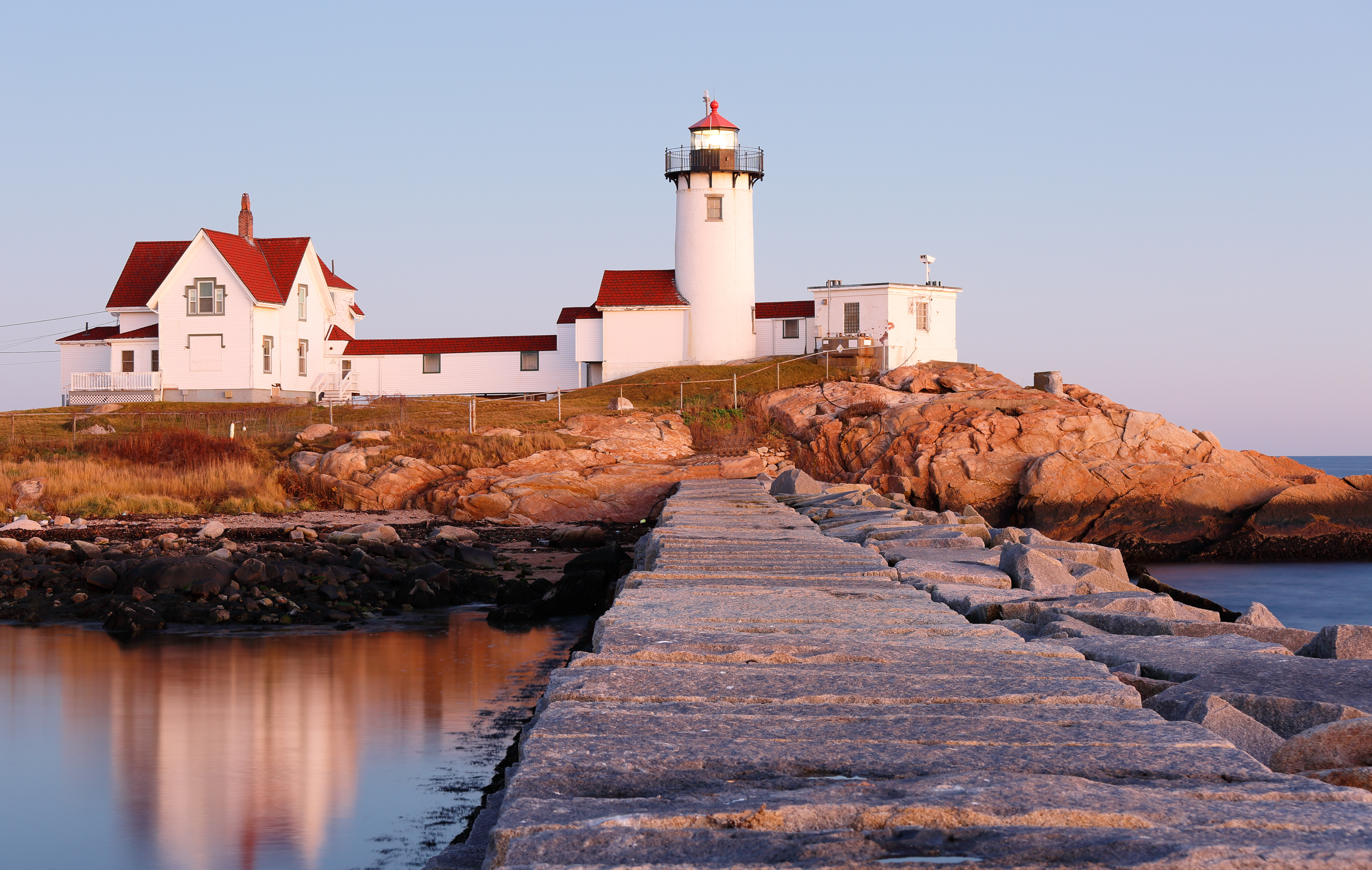 Eastern Point Lighthouse Gloucester MA
