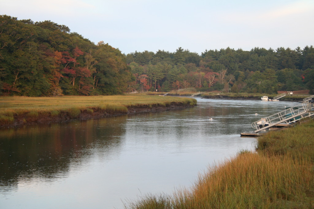 North River in Norwell