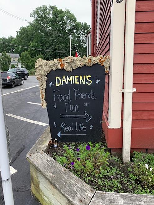 Damien's Food Friends Fun