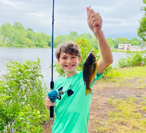 Lindo Realty Group Why We Love Abington Massachusetts - Fishing