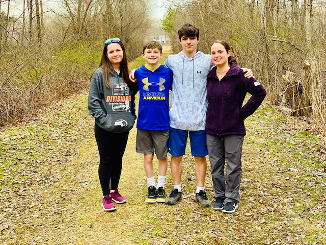 Lindo Realty Group Why We Love Abington Massachusetts - Family Walking Trails