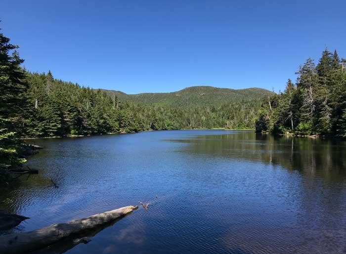 Sterling Pond in Vermont