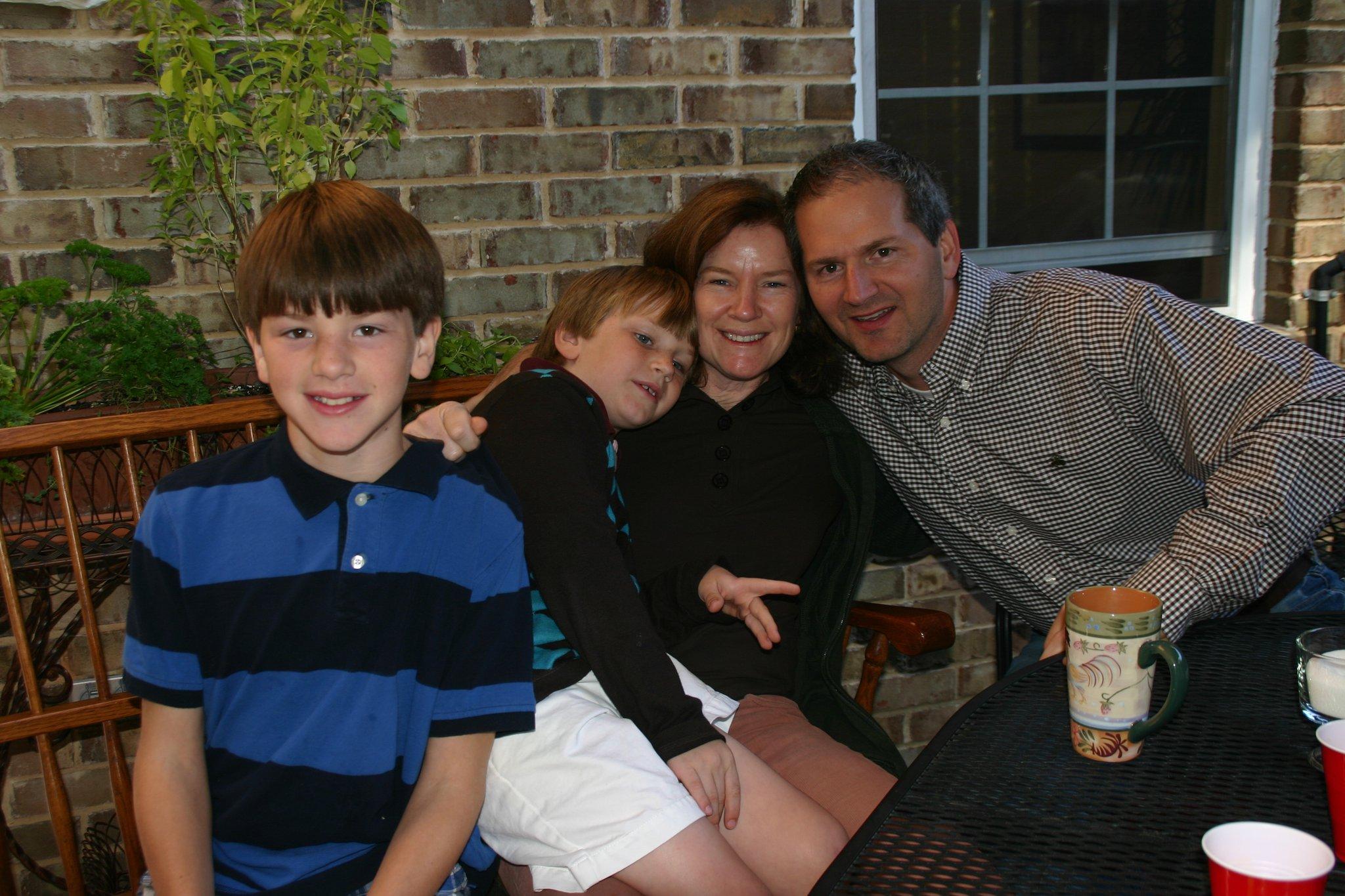 The Caldas Family of Round Hill Virginia
