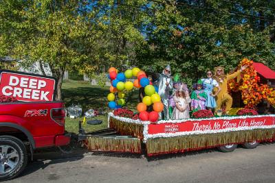 Autumn Glory Festival in Garrett County, Maryland