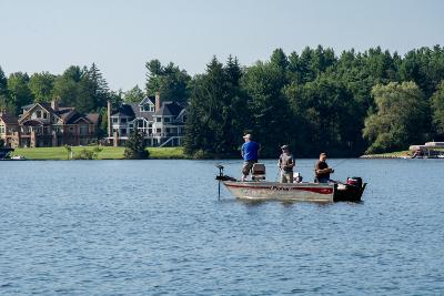 Fishing at Deep Creek Lake
