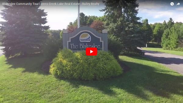 Deep Creek Lake Area Information Videos