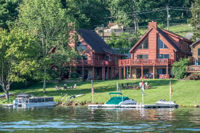 Lakefront Homes at Deep Creek Lake